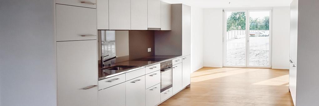 Miete: moderne Wohnung an ruhiger Lage
